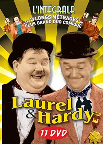 Laurel et Hardy-l'Intégrale-11 DVD