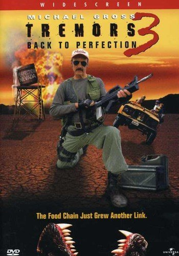 Tremors 3 - Back to Perfection [Import USA Zone 1]