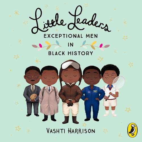 Little Leaders: Exceptional Men in Black History cover art