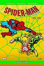 Spider-man Team-Up - Intégrale (1975/1976) T26 de CONWAY-G+MANTLO-B