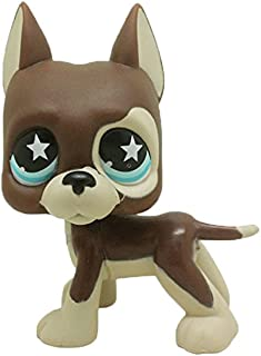 Meidexian888 Rare Littlest Pet Shop, 2.5 inches Dog Child Girl Figure Toy Loose Cute