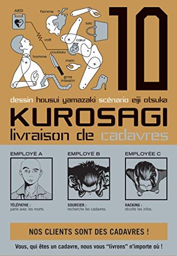 Kurosagi T10 : Livraison de Cadavres