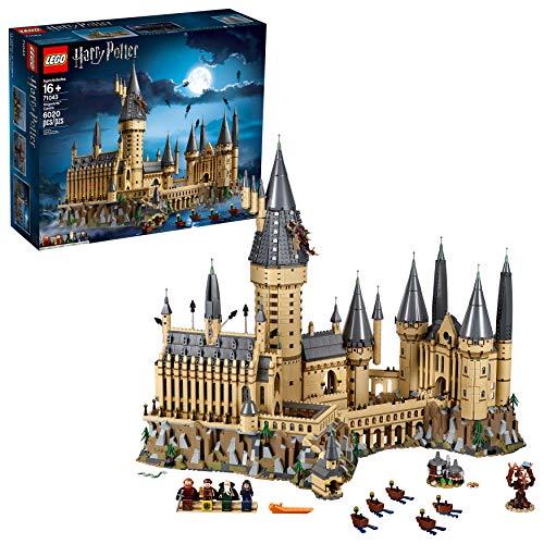 Le Château de Poudlard Harry Potter LEGO 71043 - 6020 Pièces - 4
