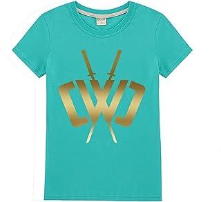 Kids Childrens Chad Wild Clay T-Shirt Cwc Ispired Age 2-16 Years