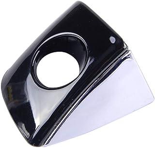 CITALL Vorderer linker Türgriff Schlüssellochabdeckung Kappenverkleidung
