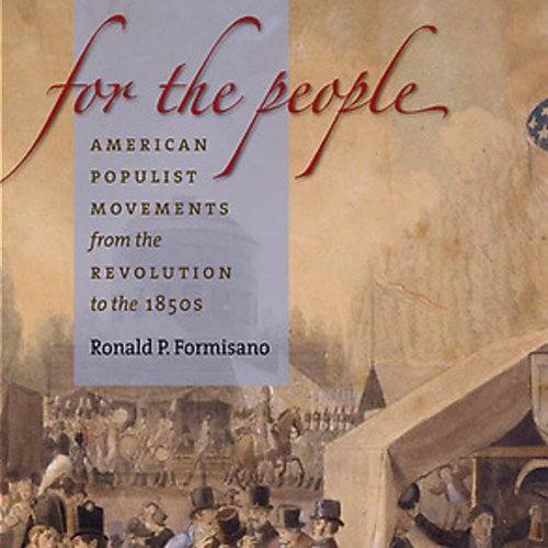 For the People audiobook cover art