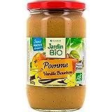 Jardin Bio Dessert Biofruits Pomme Vanille Bourbon 680 g