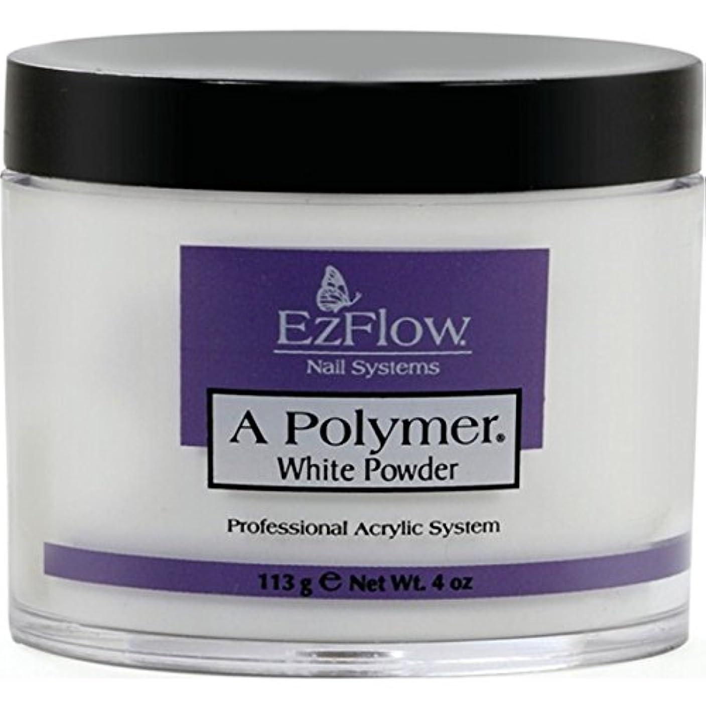 ペインティング供給空いているEz Flow Aポリマー ホワイト 4oz(約113)