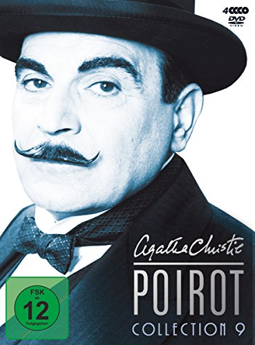 Agatha Christie - Poirot Collection 09 [4 DVDs]