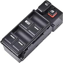 TOHUU 35750-SDA-HO7 Electric Power Window Master Control Switch for 2003-2007 Honda Accord DX LX SE Sedan 4-Door 2.4L 3.0L