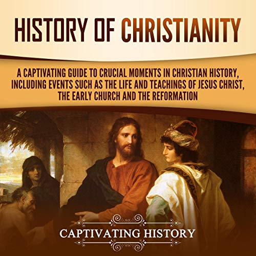 History of Christianity cover art
