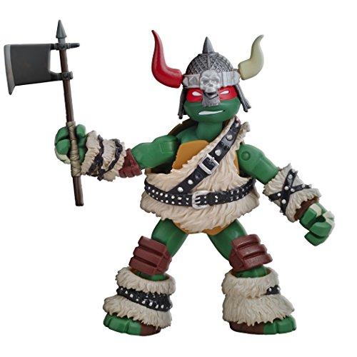 TMNT ティーンエイジ ミュータントタートルズ(アニメ2012) アクションフィギュア Teenage Mutant Ninja Turtles Live Action Role Play Action Figure RAPH THE BARBARIAN