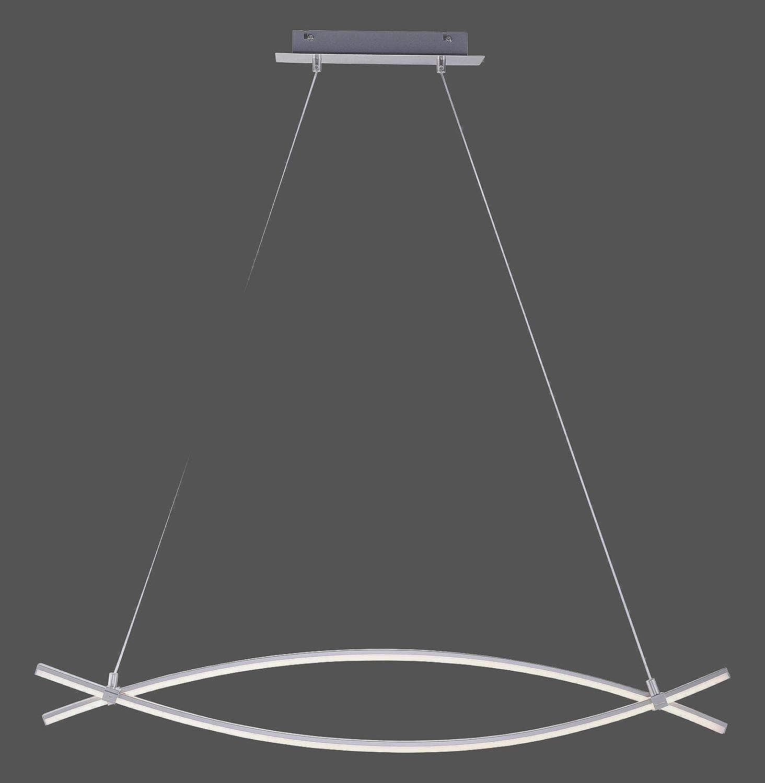LED Pendelleuchte 16W 1900 Lumen 100cm modern Esszimmer Küchen Hnge Lampe Maya