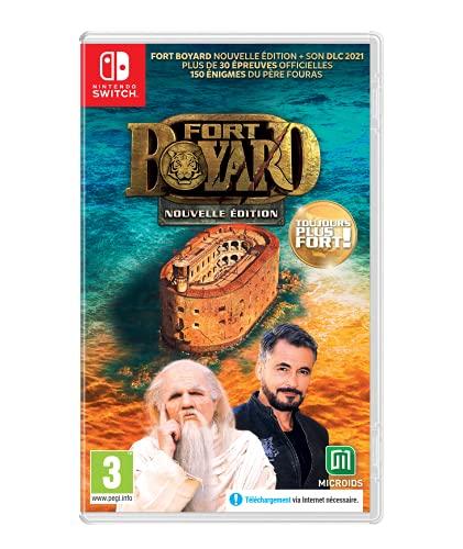 Fort Boyard Nouvelle Edition Toujours Plus Fort ! (Nintendo Switch)