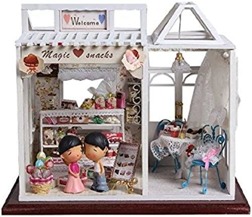 Sweet Wishes Dollhouse Kit set handmade candy store (japan import)