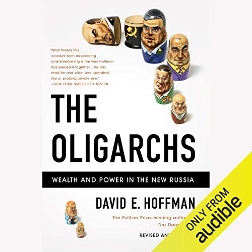 The Oligarchs  By  cover art