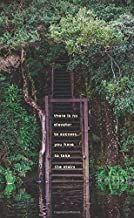 There is No Elevator to Success, You Have to Take the Stairs: Monthly Pocket Planner | Rainforest + River, Tasmania (Motivational Quotes)