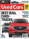 Consumer Reports Used Cars Magazine April 2020