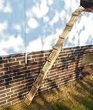 Jennys Tiershop 2 Meter! Katzenleiter Douglasie mit Einem Verbindungsstück mit Klemme/Katzentreppe, Katzenmöbell (30)
