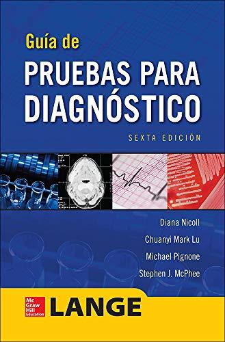 GUIA DE PRUEBAS PARA DIAGNOSTICO