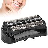 Cabezal cortador de afeitadora eléctrica, cabezal de repuesto para cortador y lámina Bra_un 3 Series 21B para hombres, buena resistencia al desgaste con tecnología de peine de dientes