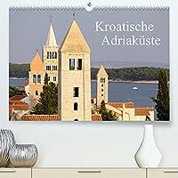 Kroatische Adriakueste (Premium, hochwertiger DIN A2 Wandkalender 2022, Kunstdruck in Hochglanz): Highlights der kroatischen Adriakueste von Istrien bis Dubrovnik (Monatskalender, 14 Seiten )