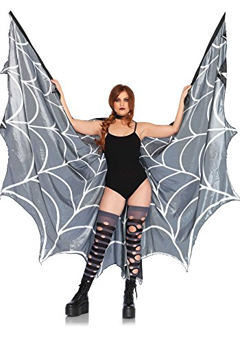 Leg Avenue Women's Costume, Black/White, O/S - coolthings.us