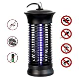 2019 Upgraded Bug Zapper with UV Light, Indoor Outdoor Electronic Insect Killer, Mosquito