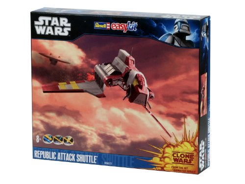 Revell easykit 06672 - Republic Attack Shuttle (Clone Wars)