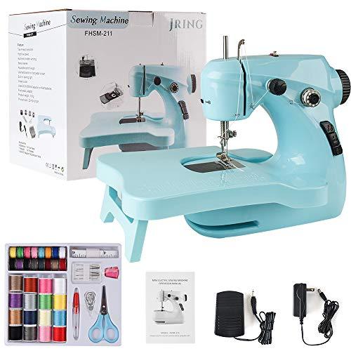 JRing Mini Sewing Machine Portable …