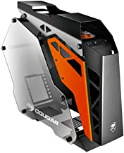 Cougar CONQUER ATX Gaming Case - / Mini ITX / Micro ATX PC Case / ATX Computer Case- Mid Tower -Tempered Glass - Fan and W...