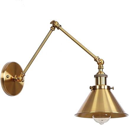 esLamparas Para Amazon Iluminación Y Cuadros Retro Vintage 8Xw0OPkn