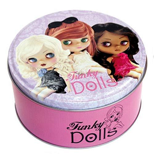 Funky Dolls Boite métal
