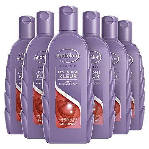 shampoo voor gekleurd haar etos