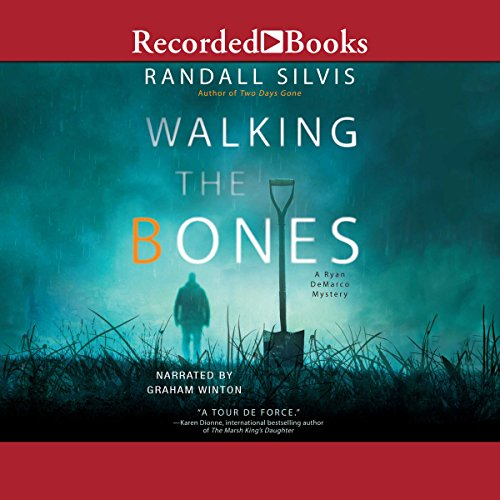 Walking the Bones audiobook cover art