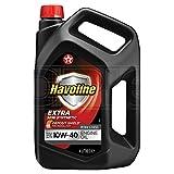 Texaco Havoline Extra 10W-40 Semi Synthetic Engine Oil - 4 Litres