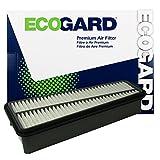 ECOGARD XA5578 Premium Engine Air Filter Fits Toyota Tacoma 4.0L 2005-2015, 4Runner 4.0L 2003-2009, FJ Cruiser 4.0L 2007-2009, Tundra 4.0L 2005-2010