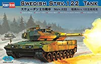 ホビーボス 1/35 ファイティングビークルシリーズ スウェーデン主力戦車 Strv.122 プラモデル 82404