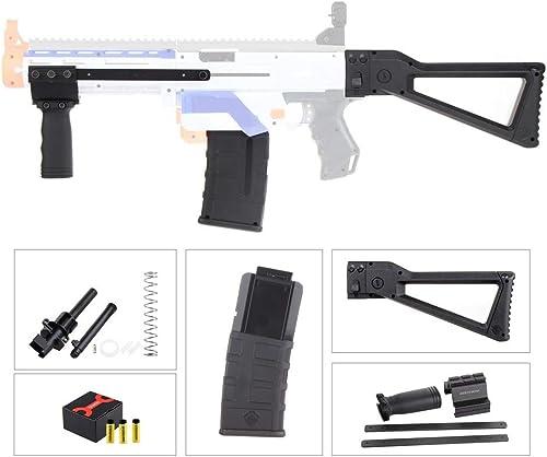 selección larga NFWorker MCX A Style Short Darts Darts Darts Upgrade for Nerf N-Strike Retaliator Blaster  deportes calientes