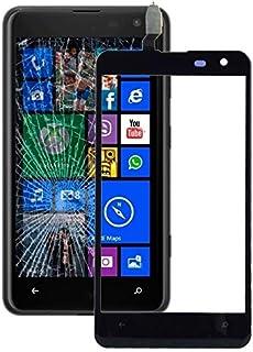 LENASH Hög kvalitet Touch Panel del för Nokia Lumia 625 Skärmglasbyte