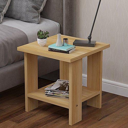 LTM-MPZ kleine salontafel bureau woonkamer bank zijhoek meerdere slaapkamer nachtkastjes 30 * 30 * 32cm