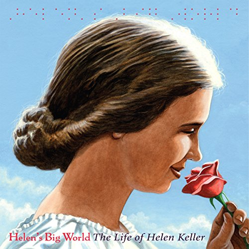 Helen's Big World audiobook cover art