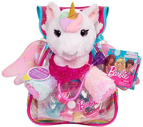 Barbie Unicorn Pet Doctor (Purple)