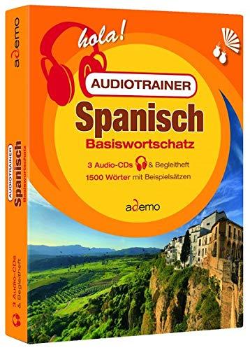 Audiotrainer Basiswortschatz Deutsch-Spanisch Niveau A1