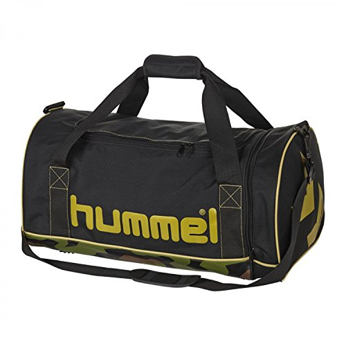 Hummel Sporttasche Team Player Camo Bag 4090X S Black