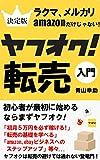 「ヤフオク転売入門」初月5万円を必ず稼げる: 初心者 入門 転売 せどり 転売の教科書