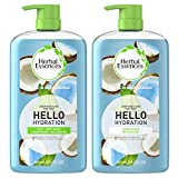 Herbal Essences, Shampoo & Body Wash + Conditioner, Paraben Free, Hello Hydration Moisturizing, 29.2 fl oz, Kit, Coconut, 1.0 Count