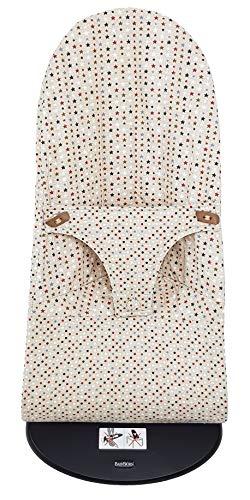 Funda para Hamaca BabyBjörn Balance Soft Reversible (Sustituye tapicería original) Mónaco: Estrellas