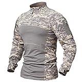 CARWORNIC Gear Men's Army Military Uniform...