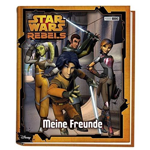 Star Wars Rebels: Meine Freunde